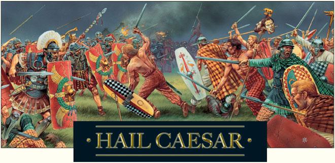 Hail Cesar de Warlord Games