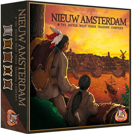 Caja de New Amsterdam