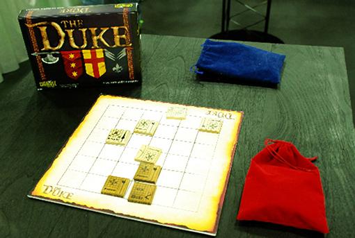 Componentes de The Duke