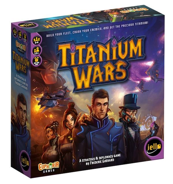 Juego Titanium Wars