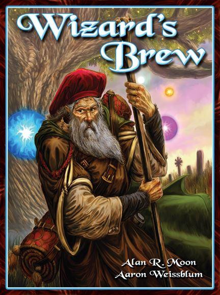 Portada de Wizard Brew