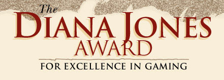 Logotipo del diane jones award