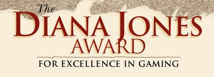 Logotipo del diane jones award