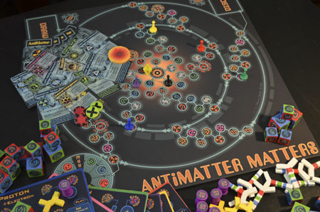 Componentes de Antimatter Matters