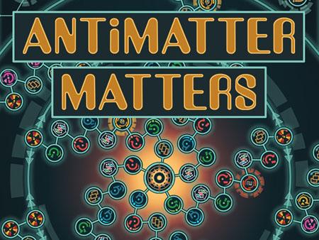 Caja de Antimatters matter