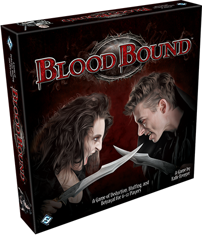Caja de Blood Bound