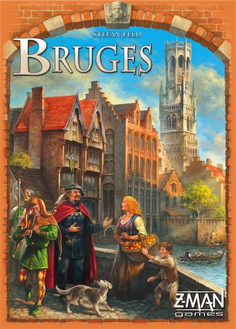 Caja de Bruges, lo nuevo de Stefan Feld