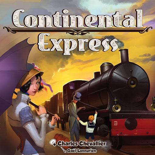 Portada de continental express