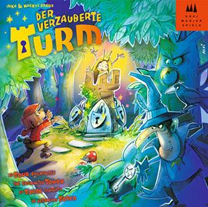 Der Verzauberte Turm ganador del Kinderspiel des Jahres 2013