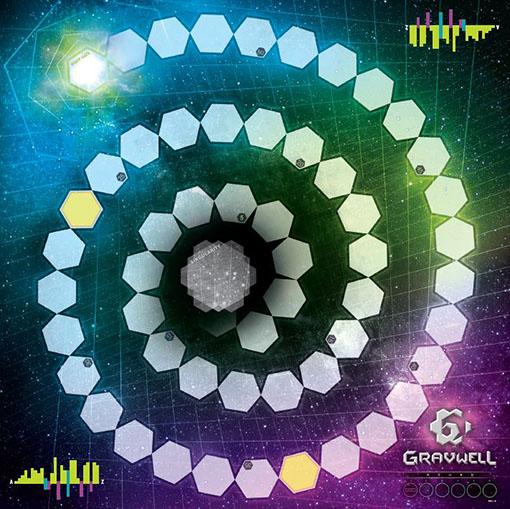 Tablero de Gravwell