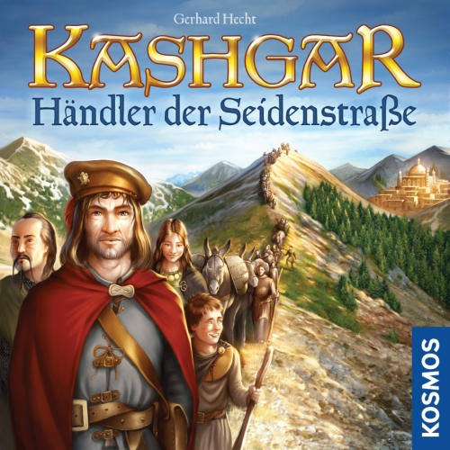 Caja de Kashgar