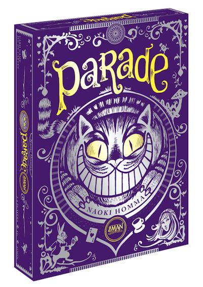 Nueva caja de Parade