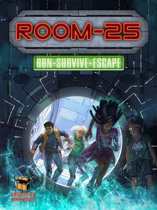 Caja de Room 25