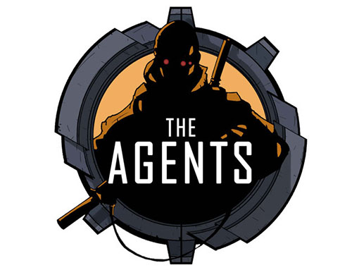 Logotipo de The Agents