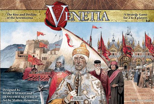 Caja de venetia