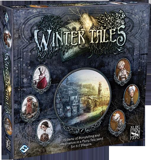 Caja de Winter Tales