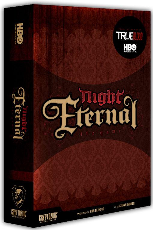 Portada del Juego night Eternal