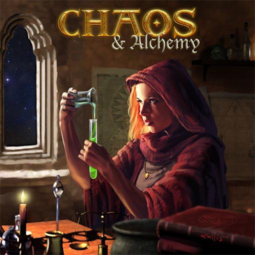 Portada de Chaos & Alchemy