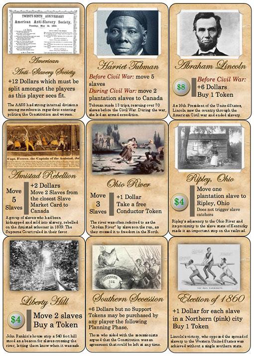 Cartas de abolicionistas de Freedom