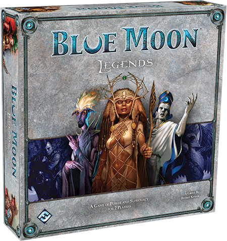 Caja de Blue Moon Legends