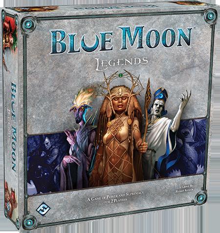 Caja de Blue Moon Legends