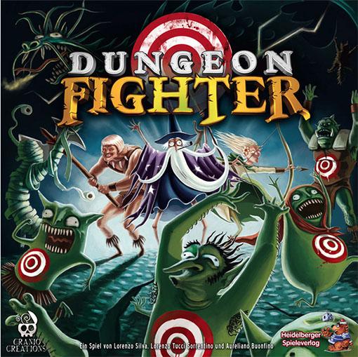 Portada de Dungeon Fighter