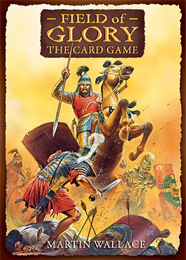 Portada de Field of glory The card game