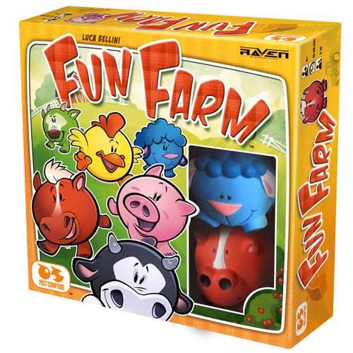 Fun Farm, ¡qué nadie se quede con tus animales!