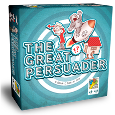 Caja de The Great Persuader