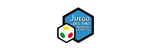 Logotipo del premio Juego del año