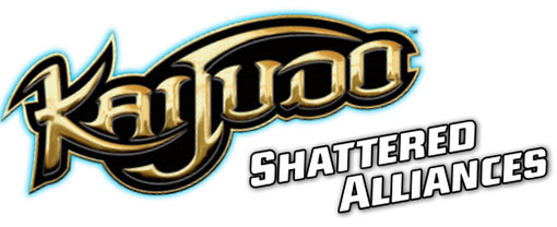 Logotipo de Kaijudo Shatered Alliances