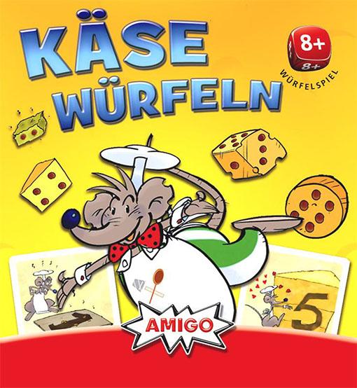 Portada de Kase Wurfeln