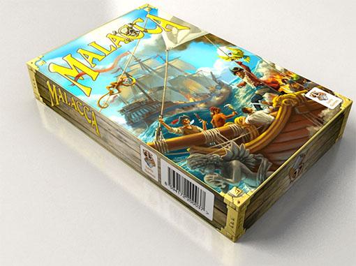 Caja de Malacca