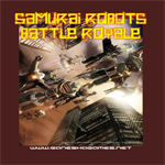 Imagen del manual de Samurai Robots Battle Royale