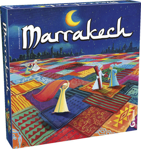 Portada de Marrakech