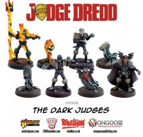 No Muertos para el juego Judge Dredd
