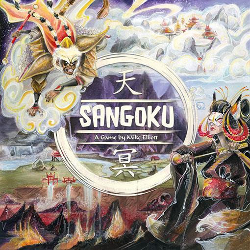Portada de Sangoku