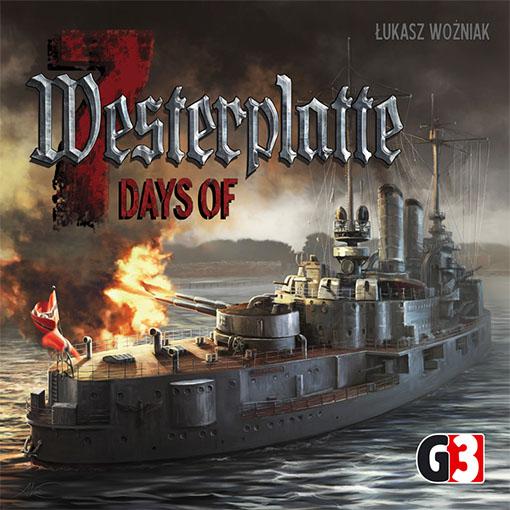 Portada de 7 Days of Westerplatte