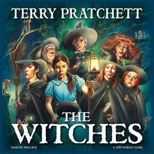 Portada de The Witches