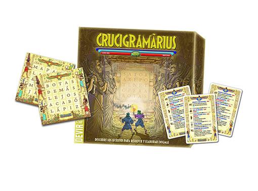 Componentes de Crucigramarius / enigmarius