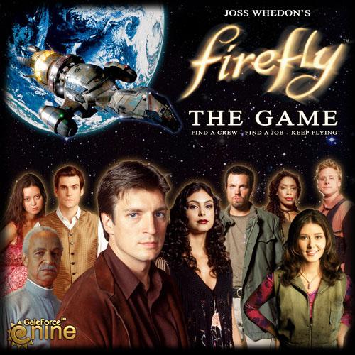 Portada del juego Firefly