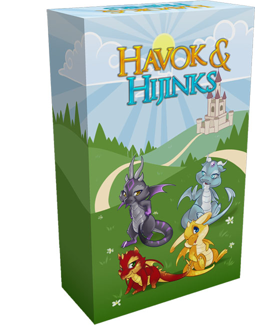 Caja de Havok and Hijinks