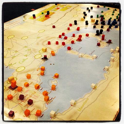 partida de imperios del mediterraneo