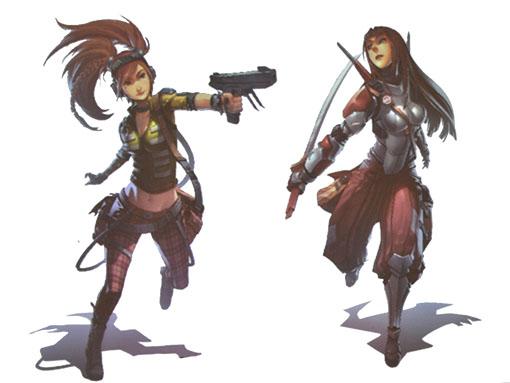 Infinity Dire Foes personajes del dark mist pack