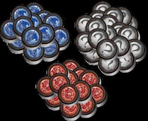 Lazos tokens