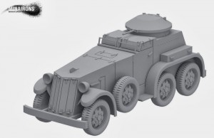 M1 Armored Car