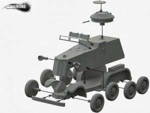 M1 Armored Car2