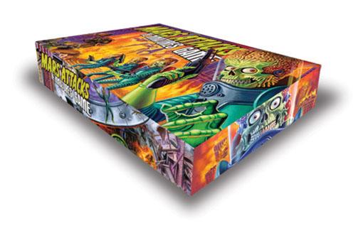 Caja de Mars Attack