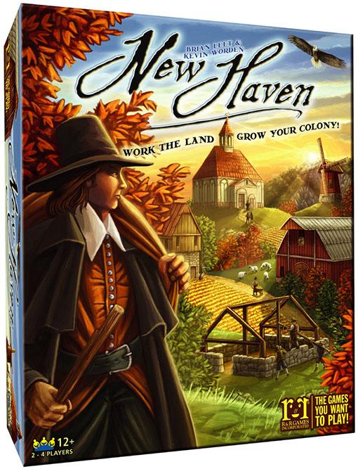 Portada de New Haven