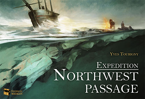 Portada de Expedition Northwest passage